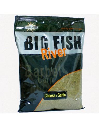 Big Fish River -  Cheese & Garlic...