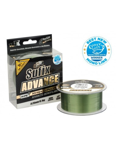 ADVANCE 300M WINDING 0.20MM 4.5KG 1.5...