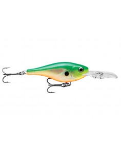 GLASS SHAD RAP GSR04 GCS