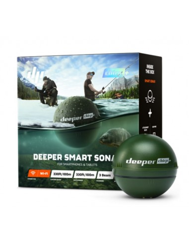 Sonar Deeper Chirp+ model DP3H10S10
