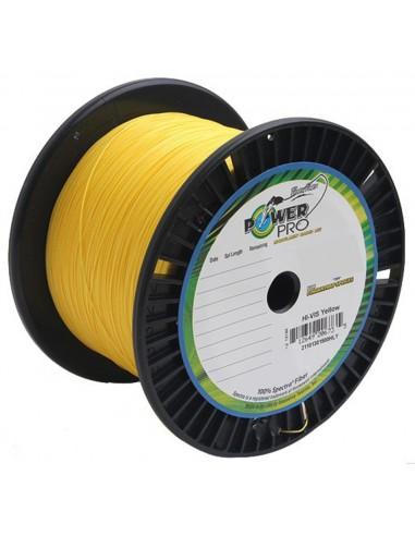 Power Pro 1370m 0,10mm 5kg Yellow