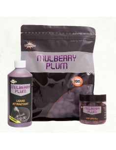 Mulberry Plum boilies 20mm...