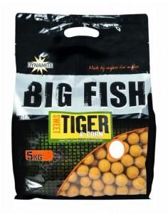 Big Fish Sweet Tiger & Corn...