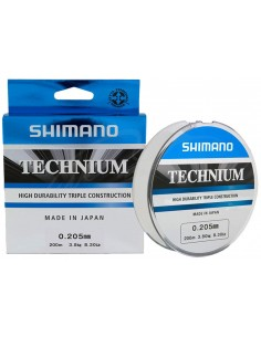 SHIMANO Technium 0,205mm 200m