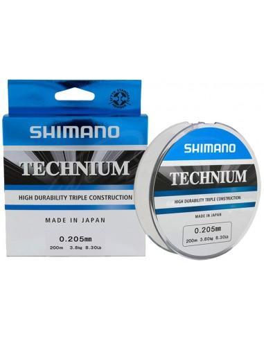 SHIMANO Technium 0,205mm 200m