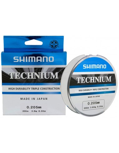 SHIMANO Technium 0,225mm 200m