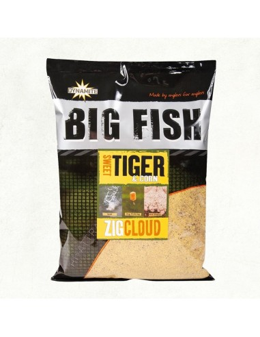 Big Fish - Sweet Tiger & Corn Zig...