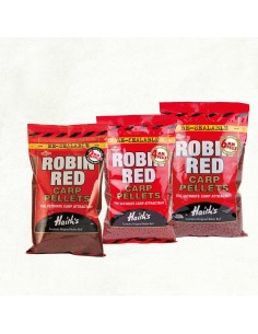 Robin Red Carp pellet 15mm...