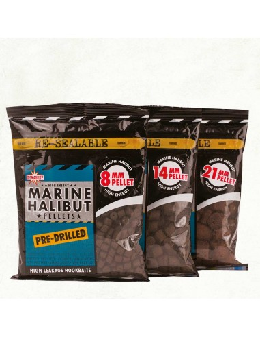 Marine Halibut Pellets - 14mm...