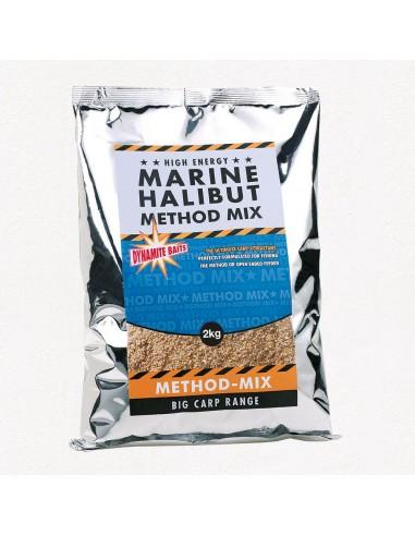 Marine Halibut Method Mix - 2kg