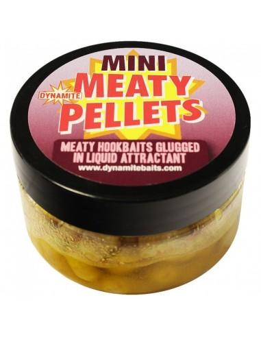 Meaty Fish Pellets 8-10mm cutie