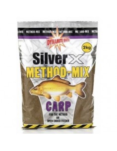 Silver X Carp Method Mix...