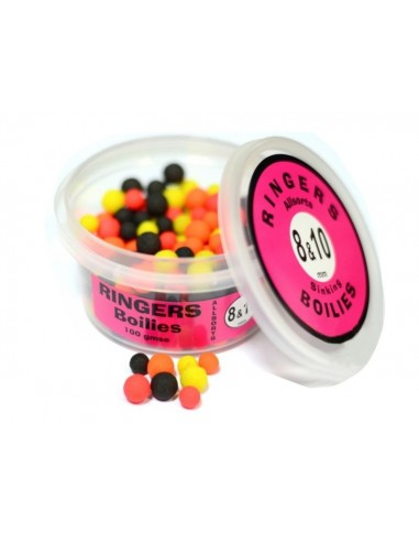 Ringers Allsorts Match Boilies (8mm &...