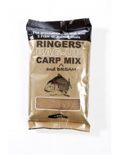 Ringers bag-up carp mix 1kg